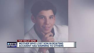 A mom's powerful message about boating safety