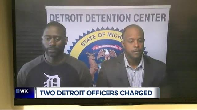 detroit  u0026 39 top brass u0026 39  cops formally charged  get unwavering