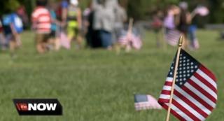 100 local 2nd graders take Memorial Day trip