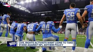 Activists plan protests outside Lions home games