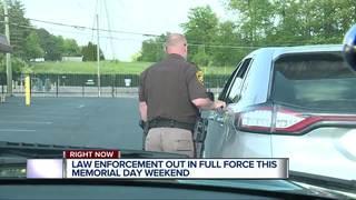 Law enforcement launches Memorial Day crackdown