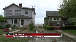 Monroe County residents brace for flooding
