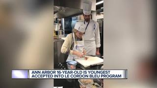 Local teen heading to Le Cordon Bleu for 6 weeks