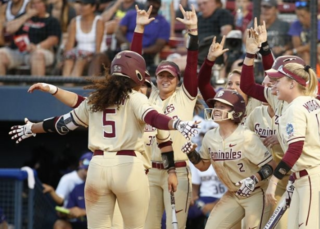 Florida St tops Washington for first WCWS title