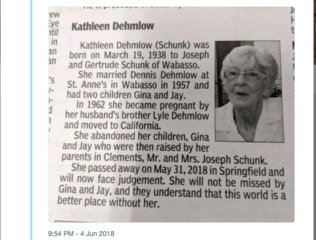 Obit: 'World is a better place without her'