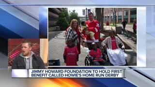 Jimmy Howard Foundation hosts home run derby