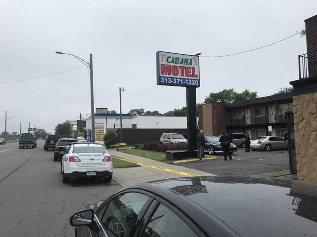 Detroit security guard fatally shoots man at hotel