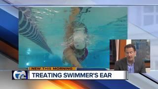 Treating swimmer's ear