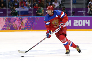 Red Wings reportedly pursuing Ilya Kovalchuk