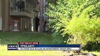 19-year-old found dead in Ypsilanti
