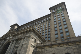 PHOTOS: A look at Michigan Central Station