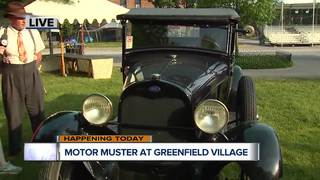 Celebrating classic cars in the Motor City