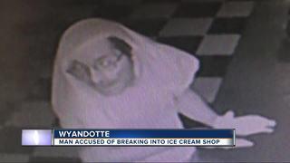 Help police scoop up this creamery criminal