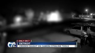 Detroit man asks for help after robberies