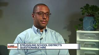 School board defends 6 figure consultant pay