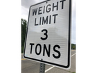Wayne Co. bridges with weight limits still used