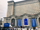 Tours of the Detroit train station this weekend
