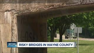 Wayne Co. closing bridges after WXYZ report