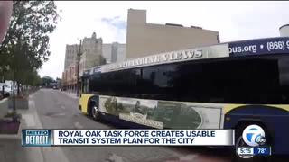 Royal Oak comes up with its own transit plan