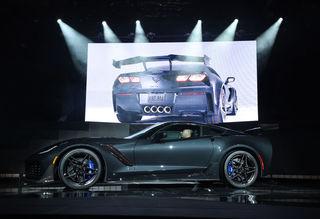 Chevy recalls '19 Corvette ZR1 over air bags