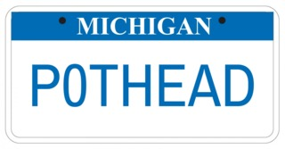 Photos: Rejected license plates by Michgian SOS