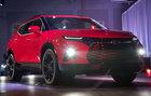 Chevrolet unveils redesigned Blazer