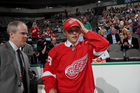 Red Wings add eight on second day of NHL draft