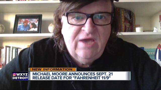 michael moore to take on trump in new documentary fahrenheit 11 9