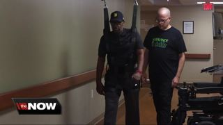 New technology helping those who are paralyzed