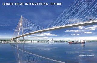 Groundbreaking set for Gordie Howe Bridge