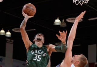 Bucks rout Pistons in NBA Summer League opener