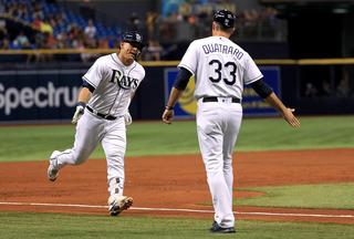 Wilson Ramos hits 3-run homer, Rays beat Tigers