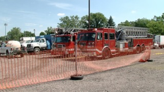 Photos: Old Detroit firetrucks up for auction