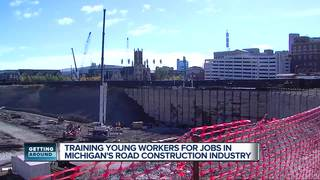 Teens filling construction worker shortage