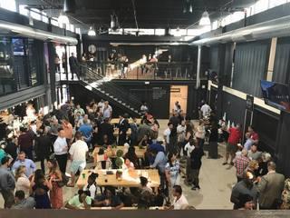 Detroit Shipping Company food hall opens Friday