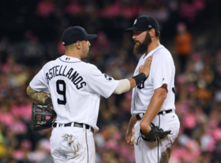 Report: Tigers could trade Fulmer, Castellanos