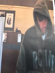 Man wanted in Chase bank robbery in Utica