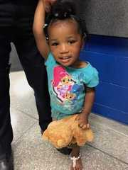 Child found wandering on Detroit's east side