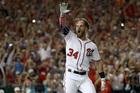 Harper wins thrilling Home Run Derby