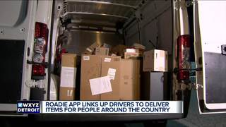Make deliveries while doing everyday driving