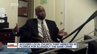 Man investigated by Detroit Crime Comm. arrested