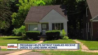 Dozens now have 1st piece of American Dream
