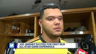 Joe Jimenez excited for first MLB All-Star Game