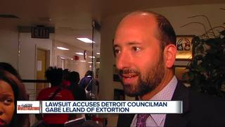 Councilman Leland again accused of shakedowns
