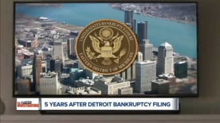 Detroit Bankruptcy 5 years later