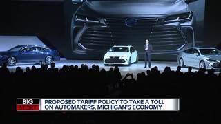 Detroit automaker to speak out against auto tax