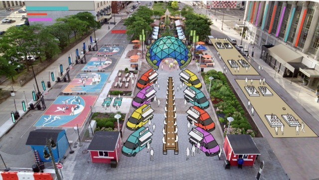 Detroit Auto Show Moving To June In Will Bring Events - River city marketplace car show