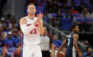 Pistons' Stefanski: Griffin has chip on shoulder