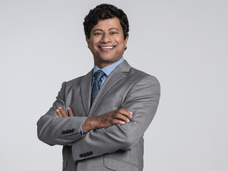 One-on-one with Shri Thanedar