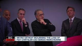 Metro Detroiters remember Sergio Marchionne